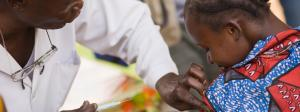 Outbreaks of measles: compounding challenges in the DRC