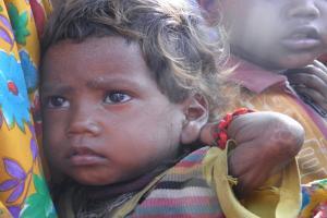 भारत में कुपोषण का शिकार हैं 50 फीसदी बच्चे: यूनिसेफ रिपोर्ट