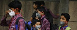 Public health emergency declared in Delhi due to air pollution
