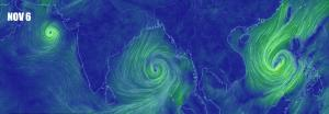 Cyclone Bulbul may skip Odisha coast, head for Bangladesh