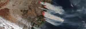Drought, climate change were kindling; now Australia's east coast ablaze