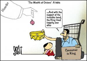 The wealth of Onions