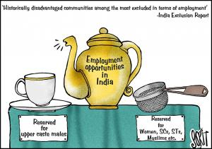 Employment opportunities in India