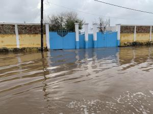 Djibouti receives two years' worth of rain in a single day