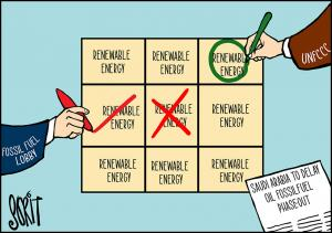 Simply Put: Fossil fuel lobby