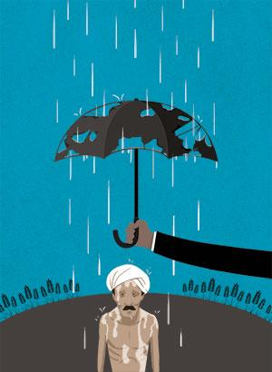 Punctured cover: India's crop insurance scheme loses sheen
