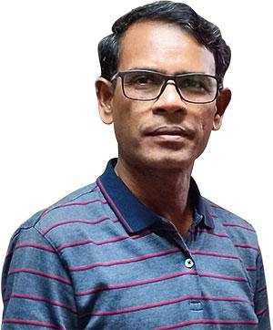 SURAJIT SINHA, who is a professor at the department of school of applied and interdisciplinary sciences, IACS