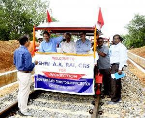 Only 2 passengers aboard Odisha's new Balangir-Bichhupali train: RTI