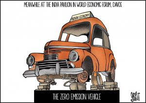 The zero emission vehicle