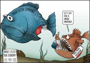 Budget 2020 'blue economy'