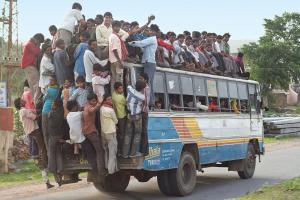 India's population: Every addition to the optimum level is a burden on the state