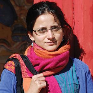 Shruti Hemani Urban designer and academician based in Jaipur
