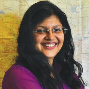 Professor of sustainability,  Azim Premji University, Bengaluru