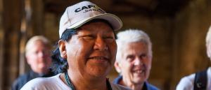 'The Yanomami need the world's support to bring pressure on Bolsonaro'