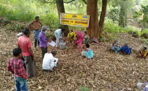 कोरोना से लड़ाई में आदिवासियों का साथ दे रहा है यह स्वयंसेवी संगठन