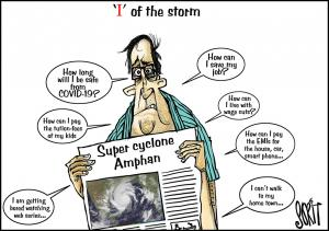 Simply Put: Super Cyclone Amphan