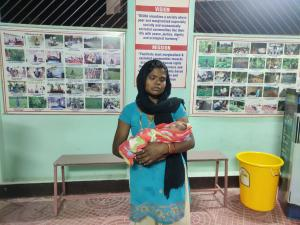 COVID-19 and migrants: A mother abandoning her newborn shows how acute the problem is