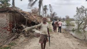 Cyclone Amphan, returning migrants spark COVID-19 spread in rural Bengal