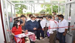 COVID-19 testing laboratory inaugurated in Jorhat