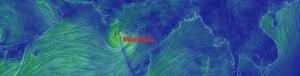 Cyclone Nisarga update: Cyclone now 80 km southeast of Mumbai, says IMD