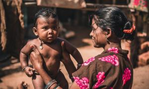 COVID-19: Role of nutrition gardens in ensuring nutrition for children