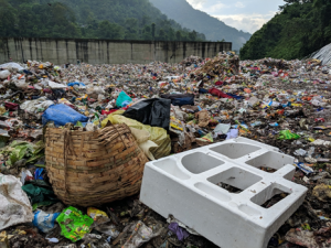 Plastic crisis in the mountains: Will extended producer responsibility bring in change