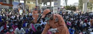 Coronavirus update: India death toll 50,000 and counting
