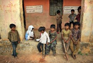 Left to starve: How COVID-19 is hitting India's children