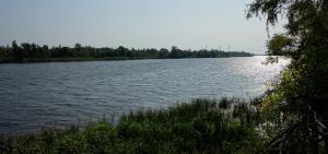 Dredging of river near Chernobyl could spell disaster for 28 million in Ukraine