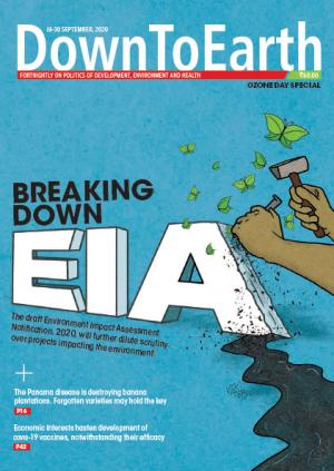 BREAKING DOWN EIA