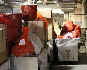 Sri Lanka starts repatriation of bio-medical waste back to Britain
