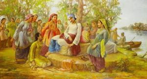 The 'qissa' of Basmati