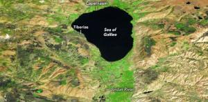 Global Eco Watch: Drying Sea of Galilee swells after years of drought
