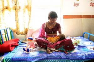 Fewer kids under 3 breastfed within an hour of birth, finds NFHS-5