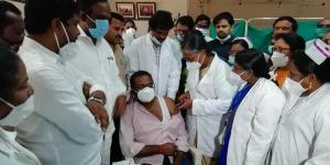 COVID-19 vaccine hesitancy among healthcare workers in Andhra Pradesh