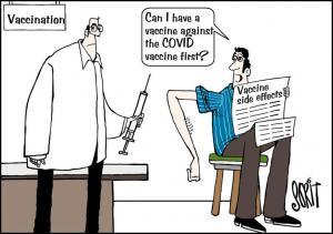 Covid 19 vaccination