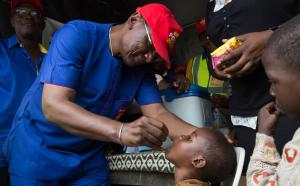 'Female health workers played a critical role in making Africa wild polio-free'