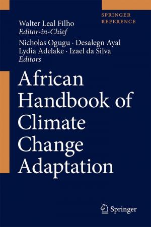 African Handbook of Climate Change Adaptation