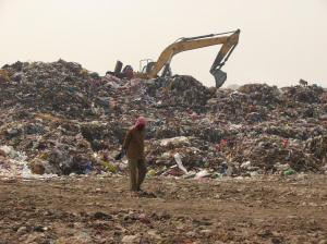 Towards circular economy: What to do with legacy waste in India