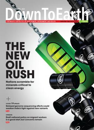THE NEW OIL RUSH