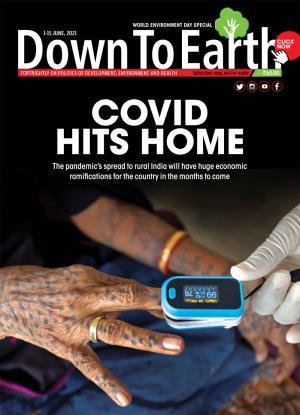 COVID HITS HOME