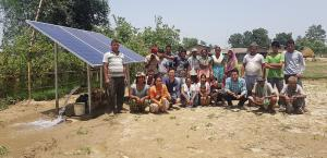 Solar irrigation can transform Indian agriculture, enhance livelihoods of small to marginal farmers