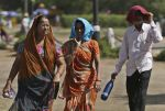 Heat stress affected worker output in factories in India: Study