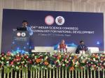 Day 3 of Indian Science Congress: technologies to curb Ganga river pollution revealed