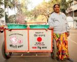 A first-of-a-kind campaign in Pune creates awareness about sanitary waste segregation