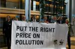 Climate negotiations and the invisible hand of carbon chaos