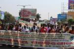 Odisha tribal organisations protest against draft CAF Rules