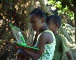 How kids in a low-income country use laptops: lessons from Madagascar