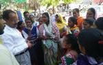 When Indian women negotiate with local authorities to improve their lives in a slum