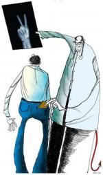 Where are the doctors' bodies when common man suffers due to poor treatment?